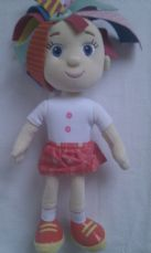 Adorable Big My 1st Singing 'Everything's Rosie' Plush Doll